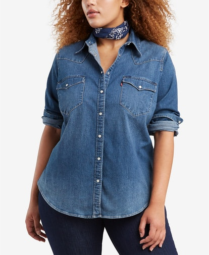 Western Snap-Front Shirt