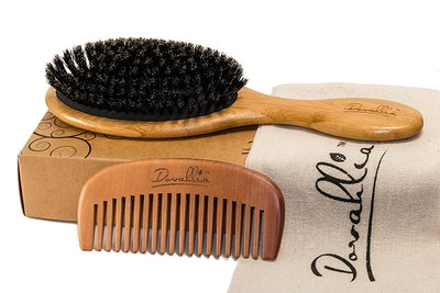 Dovahlia Brush And Comb Set