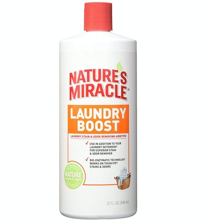 Nature's Miracle Laundry Boost, 32 Fl. Oz.