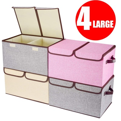Larger Storage Cubes