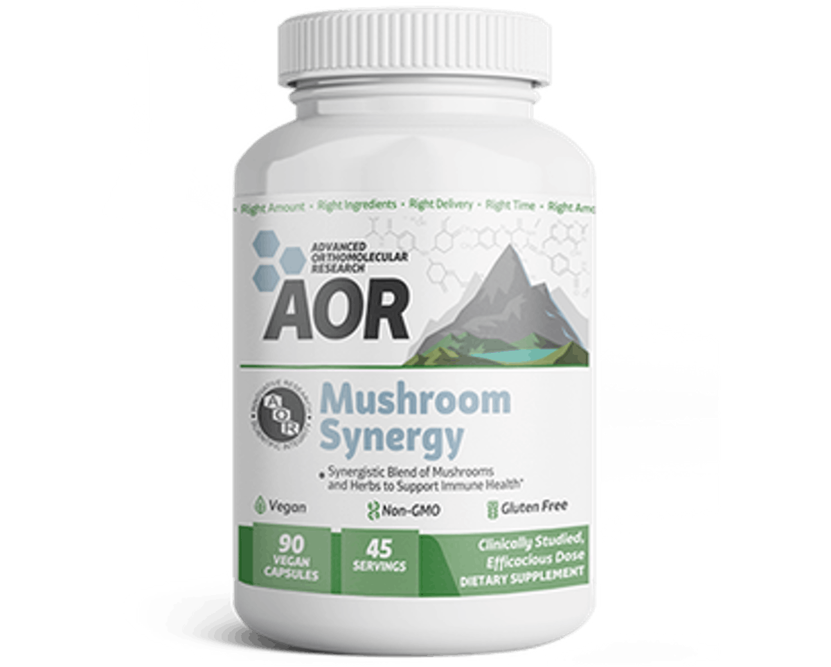 Mushroom Synergy