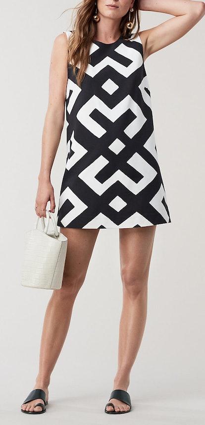 Quinn Mini Shift Dress