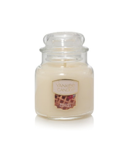 Belgian Waffles Small Jar Candles