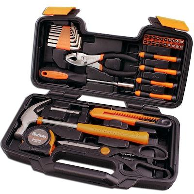 CARTMAN Orange 39-Piece Tool Set