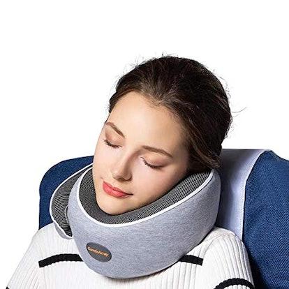 ComfoArray Head Support Travel Pillow