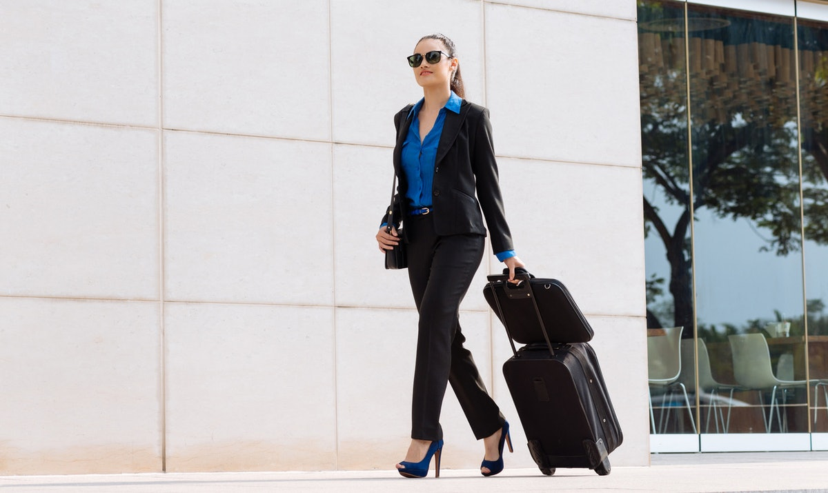 The Best Luggage For Business Travel