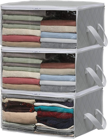 Simple Houseware Foldable Closet Organizer