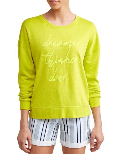 EV1 Dreamer Thinker Doer Sweatshirt
