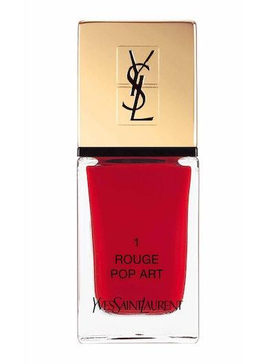 La Laque Couture in Rouge Pop Art