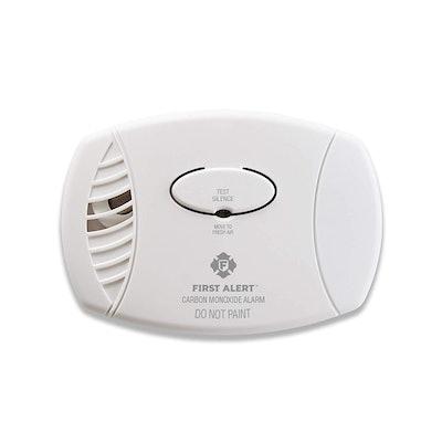 First Alert Carbon Monoxide Detector Alarm