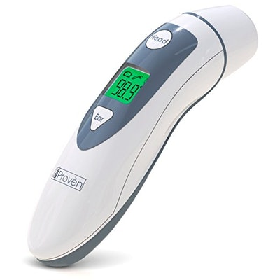iProven Medical Ear Thermometer With Forehead Function