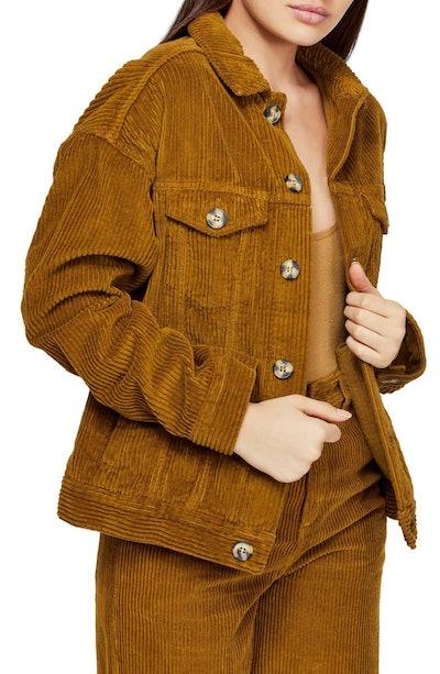 Western Corduroy Jacket