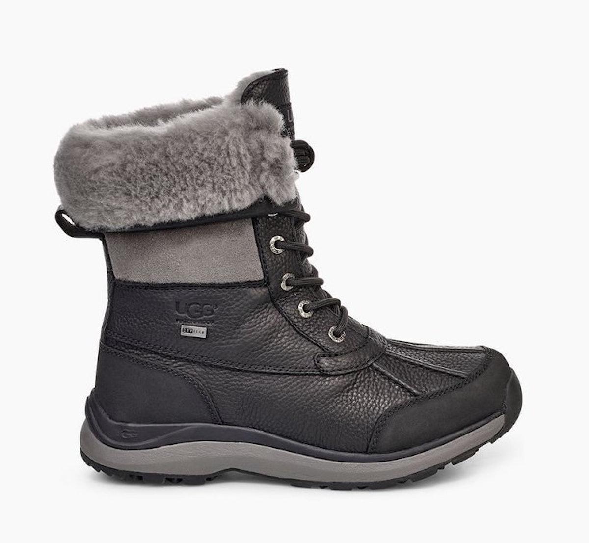 Adirondack III Boot In Black