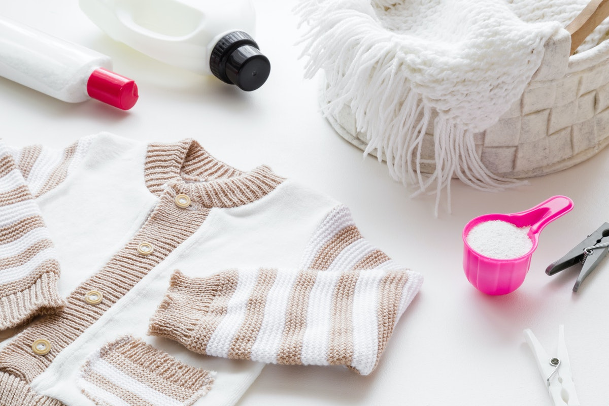 The 4 Best Stain Removers For Baby Clothes