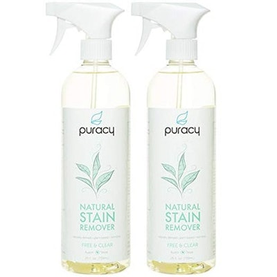 Puracy Natural Laundry Stain Remover (2 Pack)