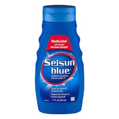 Selsun Blue Medicated Anti-Dandruff Shampoo