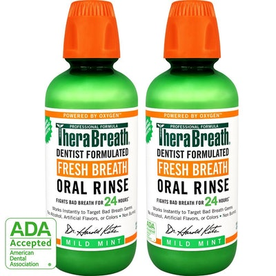 TheraBreath Oral Rinse (2 Pack)