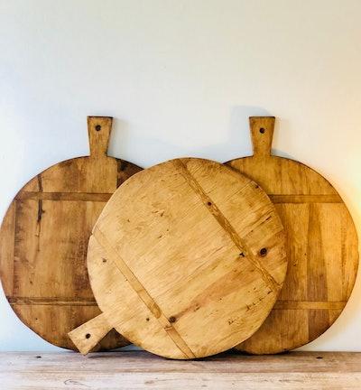 Reclaimed Wood Bread Boards