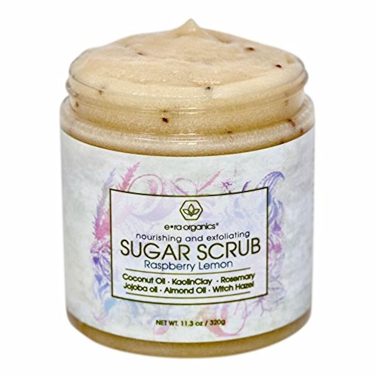 Era Organics Nourishing and Exfoliating Sugar Scrub