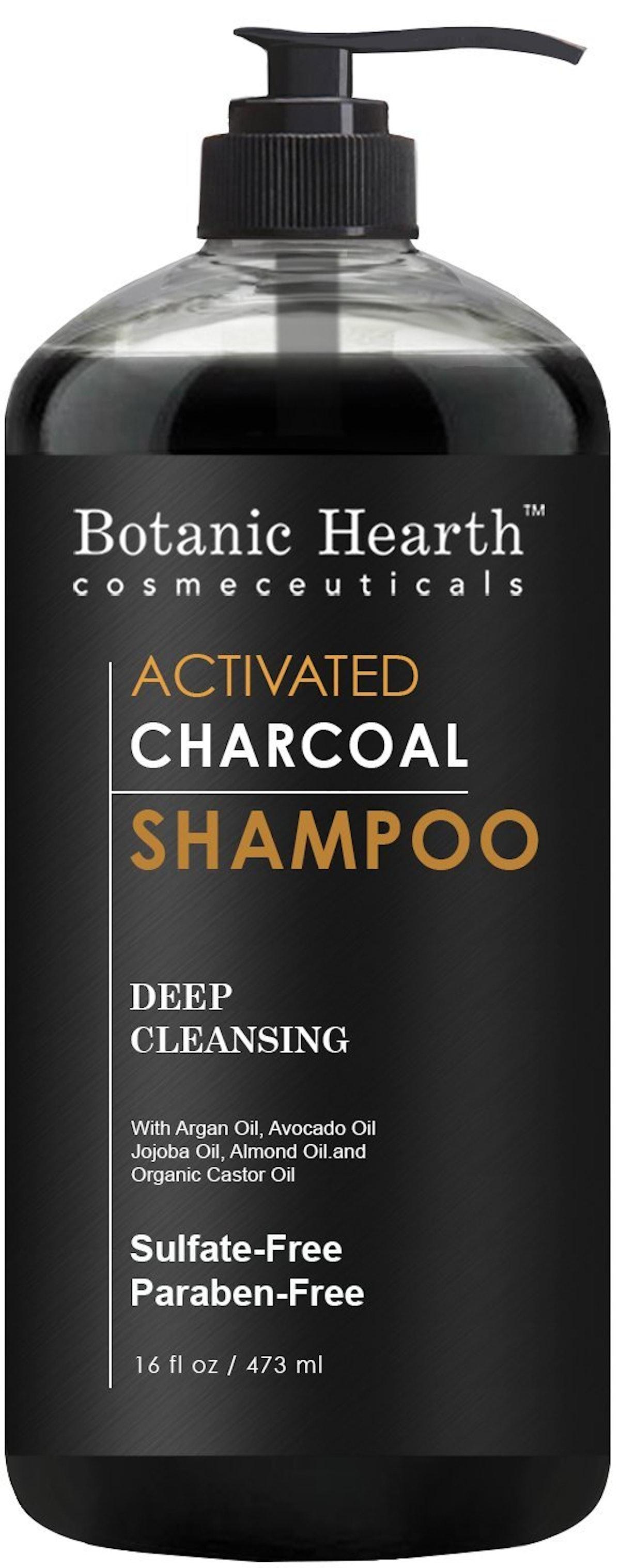 Botanic Hearth Activated Charcoal Shampoo