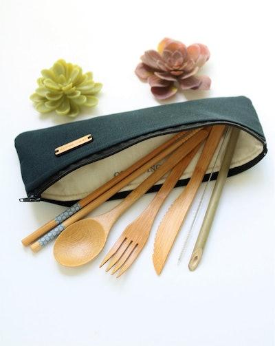 Zero Waste Cutlery Travel Set