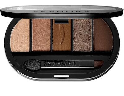 Sephora Collection Colorful 5 Eyeshadow Palette Milk To Dark Chocolate Sephora
