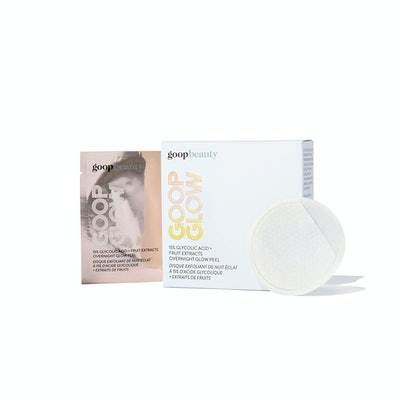 GOOPGLOW 15% Glycolic Overnight Glow Peel