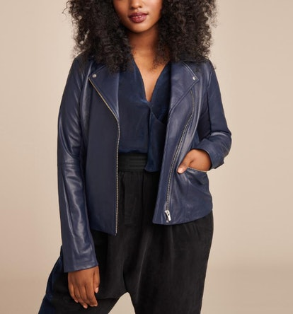 Dallas Smooth Leather Jacket