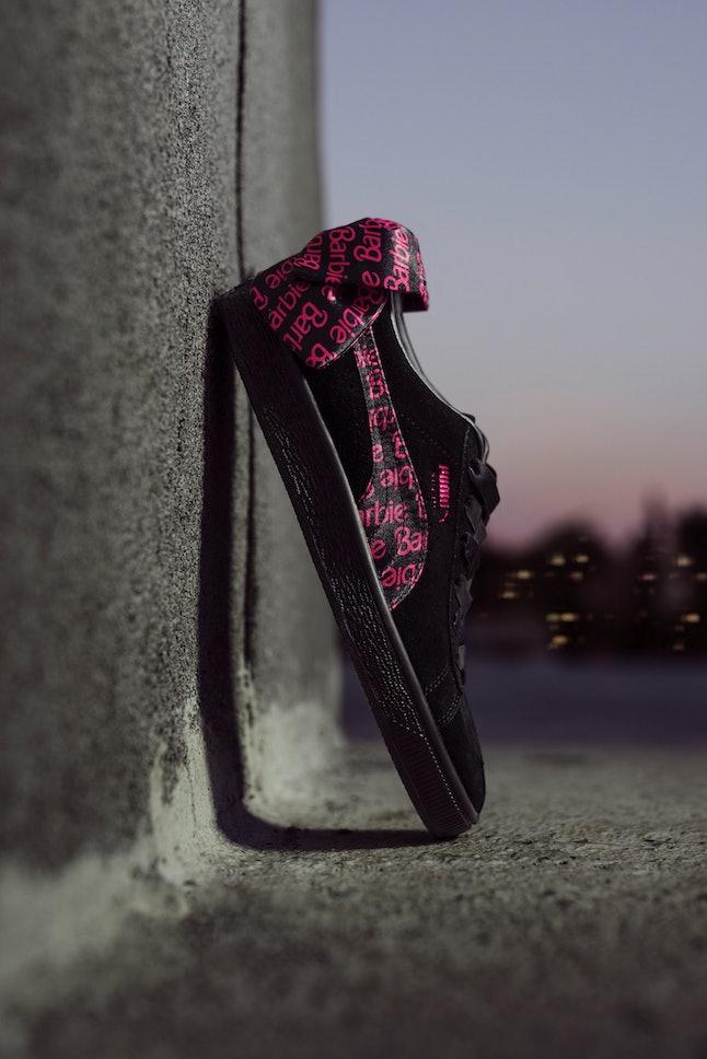 The Puma X Barbie Nova Sneaker Collab Is Every 90s Kid S