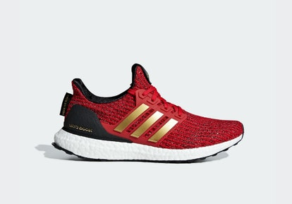 ADIDAS X 'GAME OF THRONES' HOUSE LANNISTER ULTRABOOST SHOES