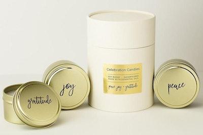 Celebration Candle Gift Set