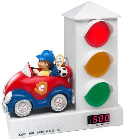 It's About Time Spotlight Sleep Enhancing Alarm Clock