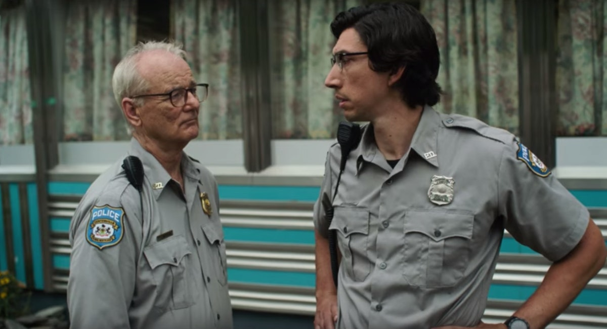 'The Dead Don't Die' Trailer Makes Bill Murray & Adam Driver's Zombie Movie Look Bizarre In The Best Way — VIDEO