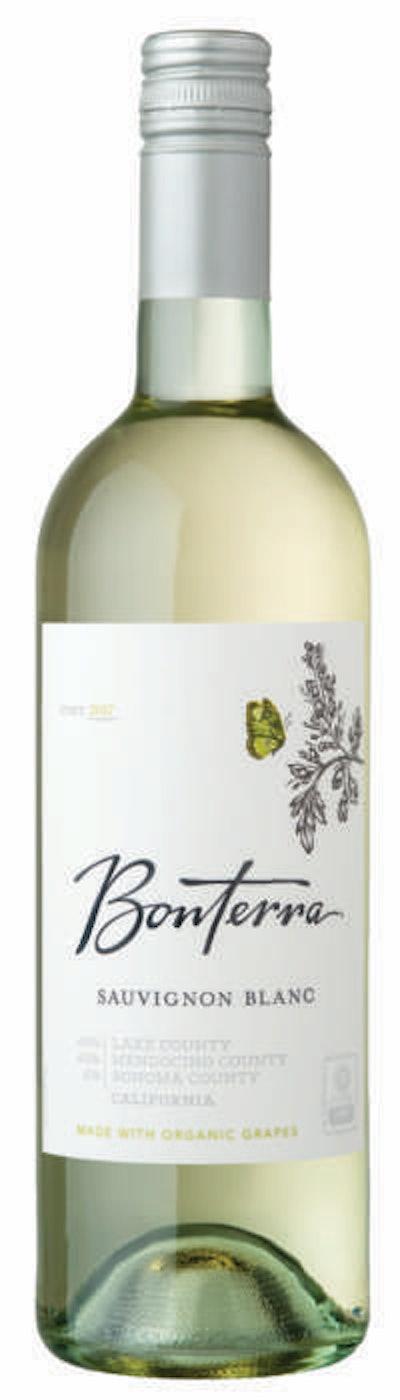 Bonterra Sauvignon Blanc 2017