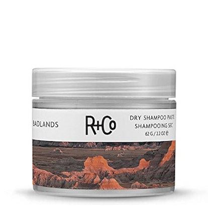 R+Co Badlands Dry Shampoo Paste