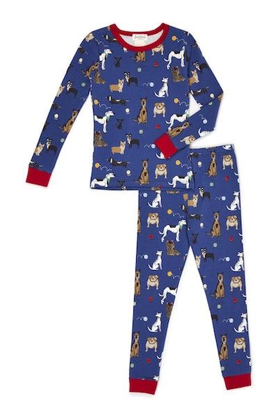Dog Park Stretch Kids 2pc PJ Set
