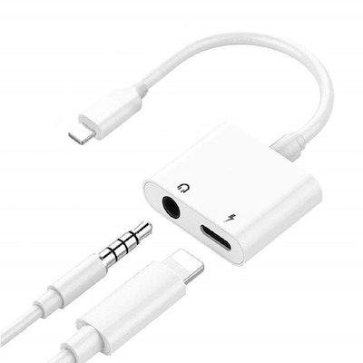 Alcoco Headphone Jack Adapter