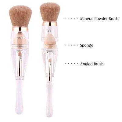 Zoreya Makeup Brushes