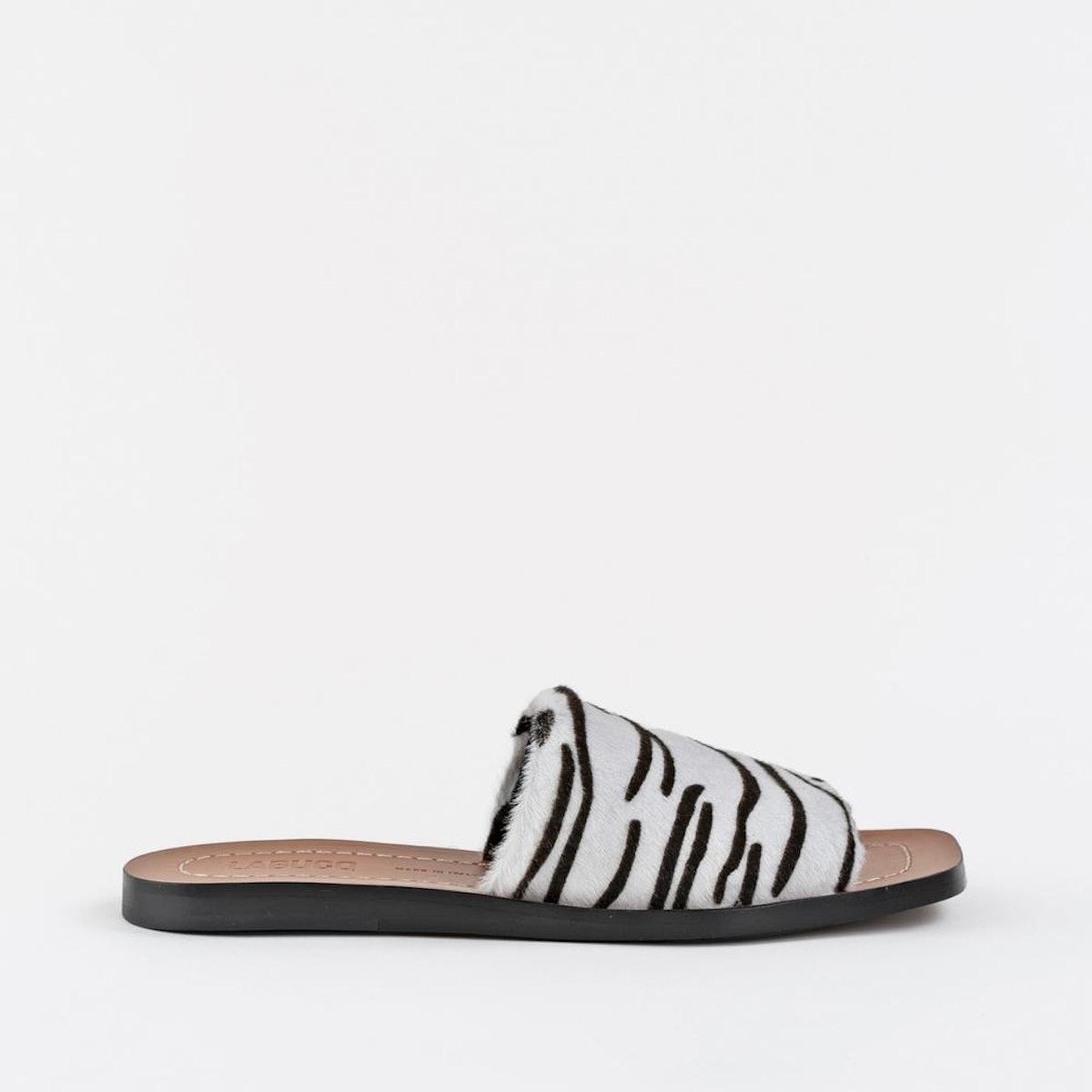 Shannie Zebra Sandals