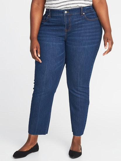 The Perfect Straight Jeans