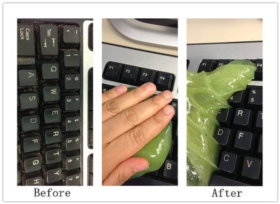 Home DoReMi Keyboard Cleaner (4 Pieces)