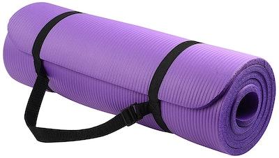 BalanceFrom High-Density Yoga Mat