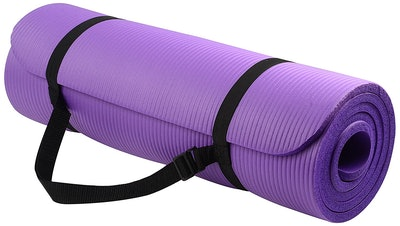 BalanceFrom High-Density Yoga Mat