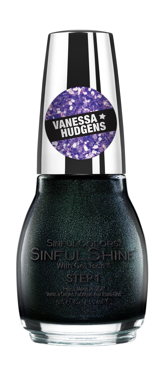 SinfulColors Dark Matter Sinful Shine Polish