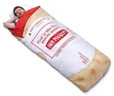 Hot Pocket Sleeping Bag