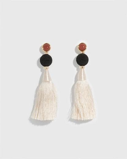 Puglia Fringe Earrings