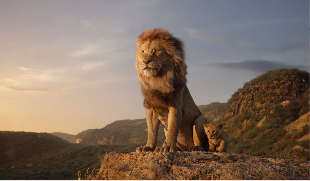 'The Lion King' Trailer Pays Homage To The Original & Teases An Iconic Simba, Timon, & Pumba Moment — VIDEO