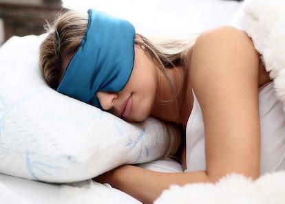 Sleep Whale Premium Comfort Sleep Mask