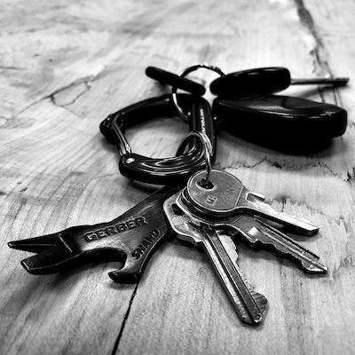 Gerber 7-In-1 Keychain Tool
