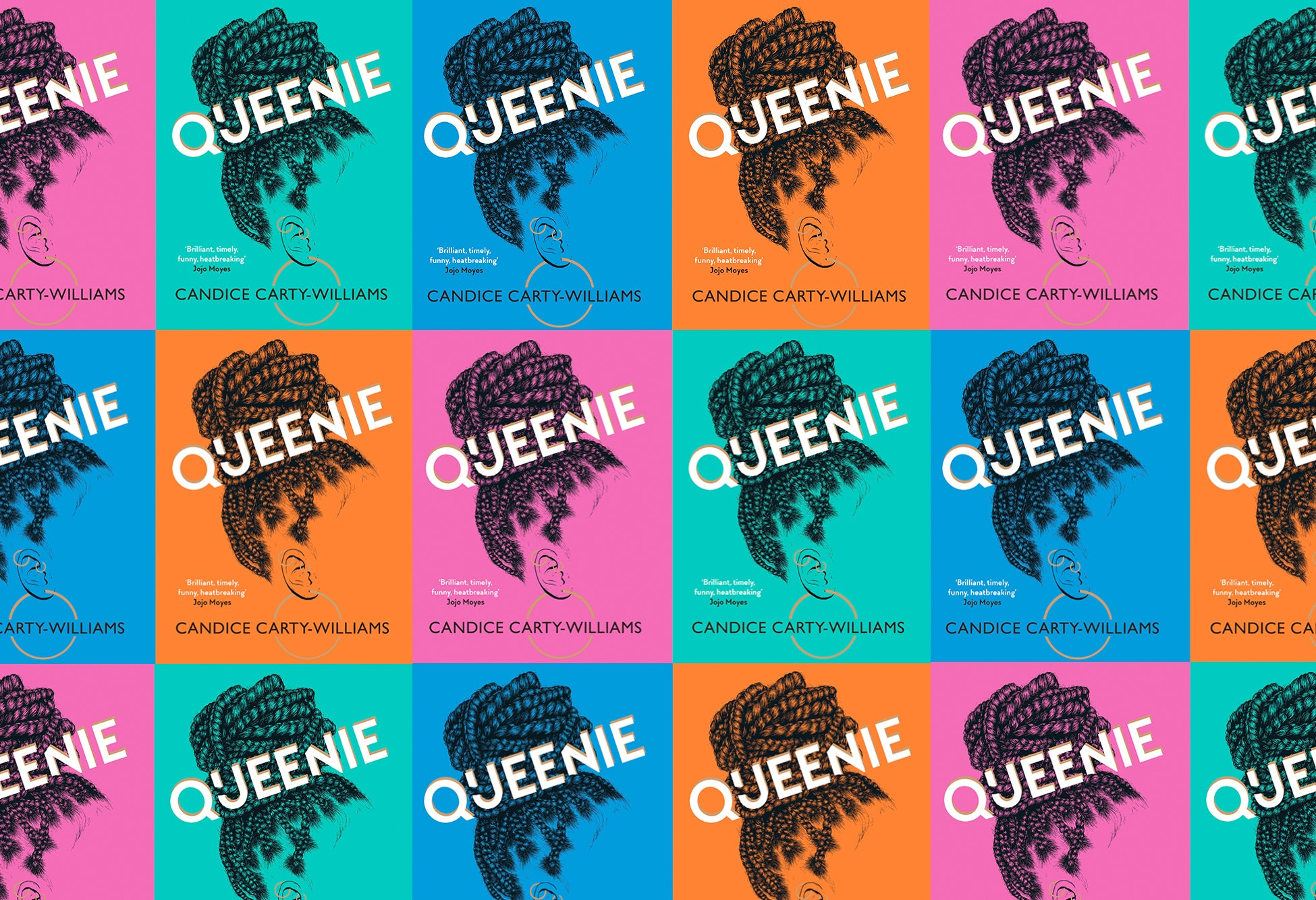 Image result for queenie candice carty williams